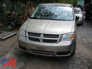 2009 Dodge Caravan Van
