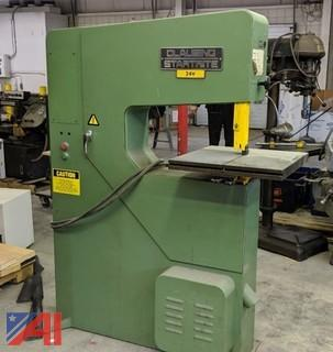 Clausing Startrite Band Saw