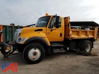 2004 International 7300 Dump Truck