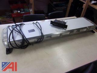 Whelen LFL Liberty Series Roof Light Bar and Siren/Light Controller