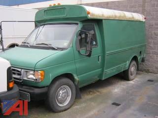 1998 Ford E350 Mini Bus