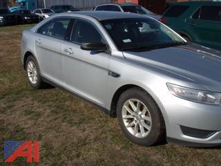 2013 Ford Taurus SE 4 Door