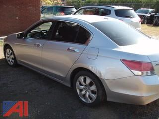 2009 Honda Accord 4 Door