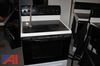Frigidaire Glass Top Stoves