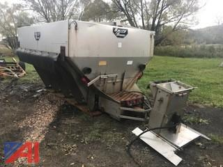 2006 9 Yd Smith Stainless Steel Hydraulic Spreader