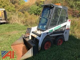 2012 Bobcat S-70 Skid Steer