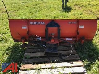 Kubota Power Angle Blade Model