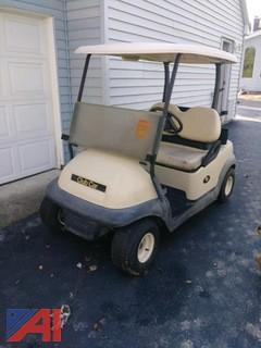 2004 Club Car Presidential Golf Cart
