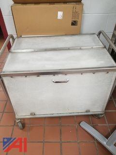 Utensil Cart