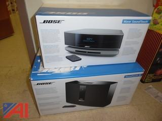Bose Wave Sound Touch and Play Station