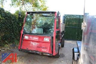 Toro Workman 3100 Utility Cart with Dump Box **SEE VIDEO**  **SEE VIDEO**
