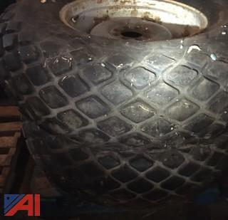 Rear Tractor Turf Tires