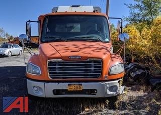 2005 Freighliner M2 Recycle Truck