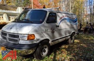 2003 Dodge Ram 1500 Utility Van
