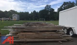 (69) Various Softwood Boards
