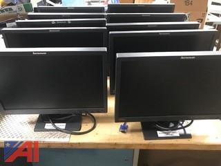 "(IT1) Lenovo Think Vision 19"" Monitors"