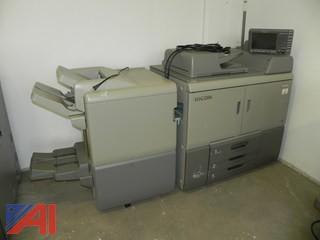 (#5) Ricoh 8100S Black & White Production Printer