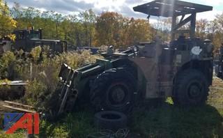 Military Rough Terrain Forklift