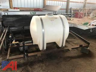REED Systems Pre-Wetting SB80.2 Spray System