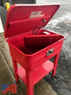 American Forge & Foundry 20 Gallon Parts Washer