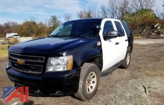 2012 Chevy Police Tahoe SUV/24