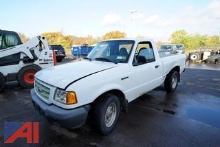 2002 Ford Ranger Pickup Truck/900