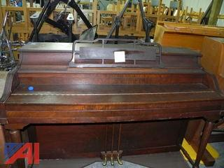 (#1) Dresser, Pianos, Pictures and More