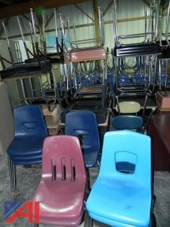 (#7) Desks and Chairs
