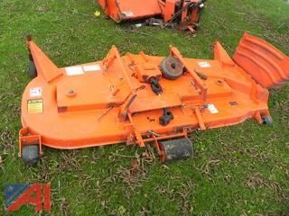 "72"" Kubota Mower Deck"