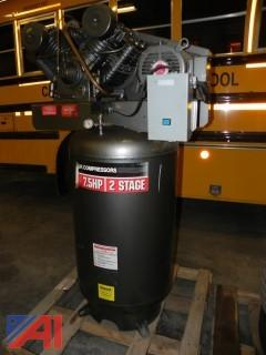 (#1) 2 Stage Air Compressor