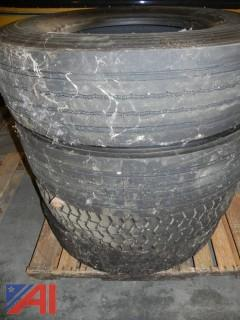 (#3) Miscellaneous Tires
