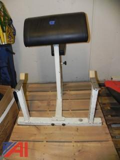 (#16) Paramount Exercise Equipment