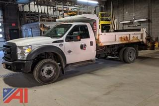 *UPDATE* 2013 Ford F450 XL Super Duty Dump Truck