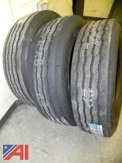 Goodyear 225/70R19.5 Tires-New/Old Stock