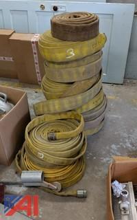 Cotton Jacket Fire Hoses