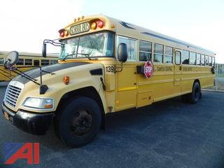 (139) 2011 Blue Bird Vision School Bus