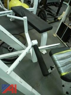 (#5) T-Bar Row Exercise Equipment