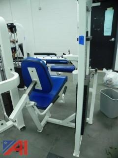 (#10) Leg Extension Machine