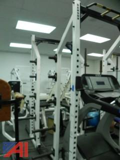 (#15) Samson Squat Rack Exercise Machine