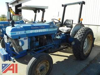(#175) 1984 Ford 2810 (BS414C) Tractor