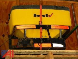 SnowEx Tailgate Spreader