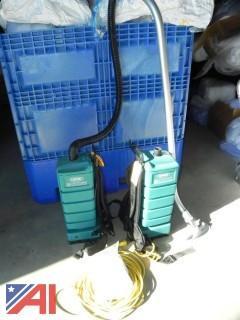 (#1) Tennant 3000 Backpacks