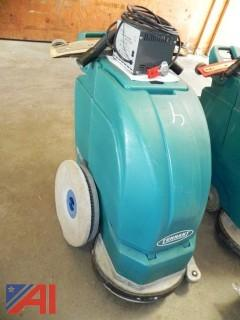 "(#4) Tennant 5100 17"" Battery Powered Floor Scrubber with Charge"