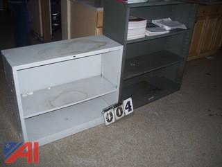 File Cabinets and Bookcases