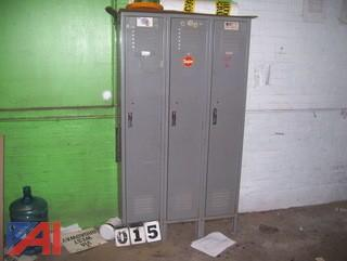 Lockers, Cabinets and Toolbox