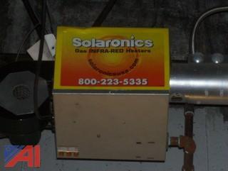 Solaronics Infa Red Heaters