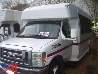 2008 Ford E450 Wheelchair Bus