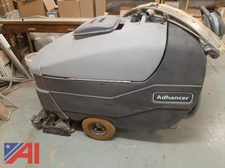 Advance Adhancer Floor Scrubber