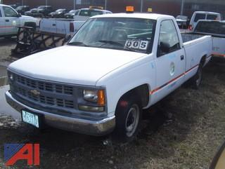 1994 Chevy C/K 2500 Pickup Truck