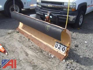 Meyer 8' Reversible Plow